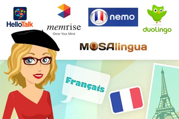 Aplikasi Belajar Bahasa Perancis