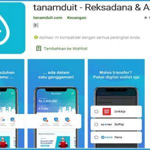 tanamduit - Reksadana & Asuransi