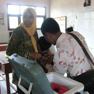 Imunisasi untuk Siswa Sekolah Dasar