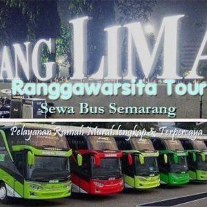 Ranggawarsita sewa bus Semarang