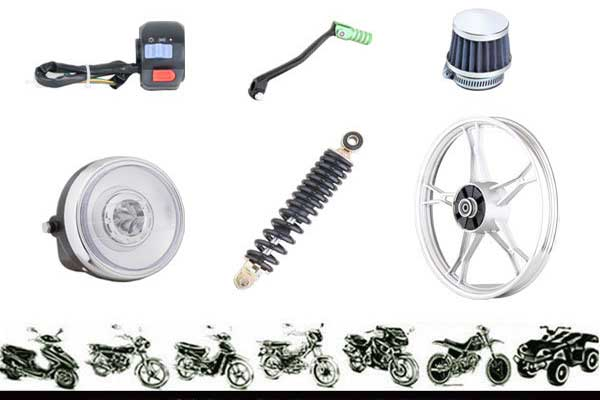 spare part motorcycle