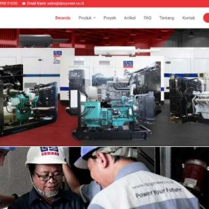 DPS Power Distributor Genset