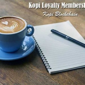MEMBERSHIP LOYALTY PROGRAM KOPI BLOCKCHAIN