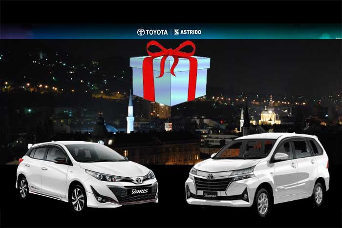 Promo Mobil Toyota dari Astrido Toyota