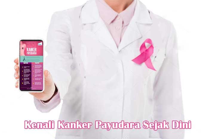 Mengenal Kanker Payudara