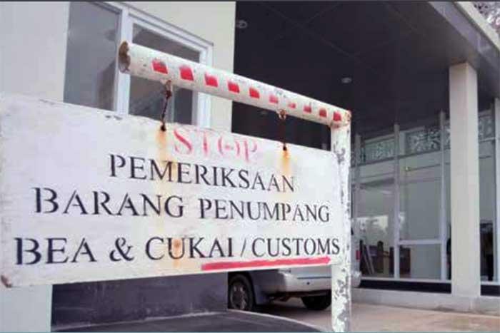 Pusat Logistik Berikat (PLB) di Kawasan Perbatasan