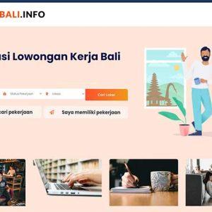 lowongan kerja Bali