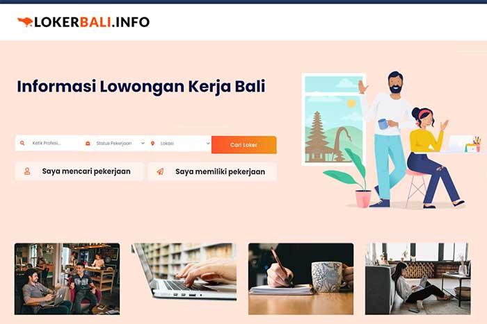 Info Lowongan Kerja Bali Terupdate - Kanal Pengetahuan