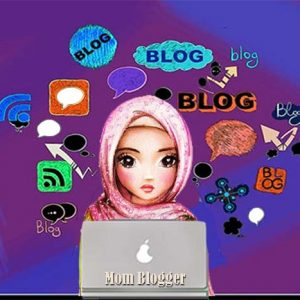 Menjadi Mom Blogger Produktif