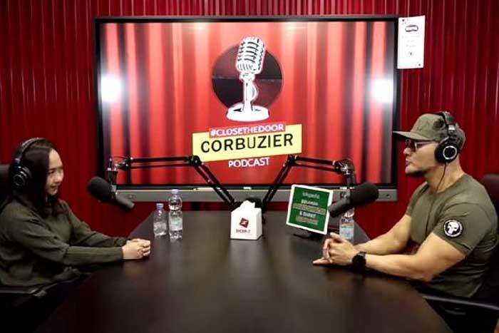 deddy corbuzier podcast