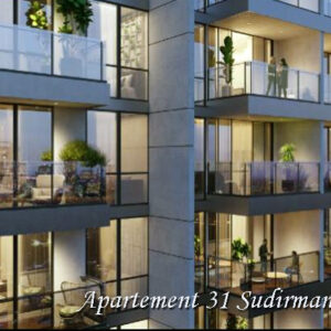 Eazy Payment Apartemen 31 Sudirman Suites